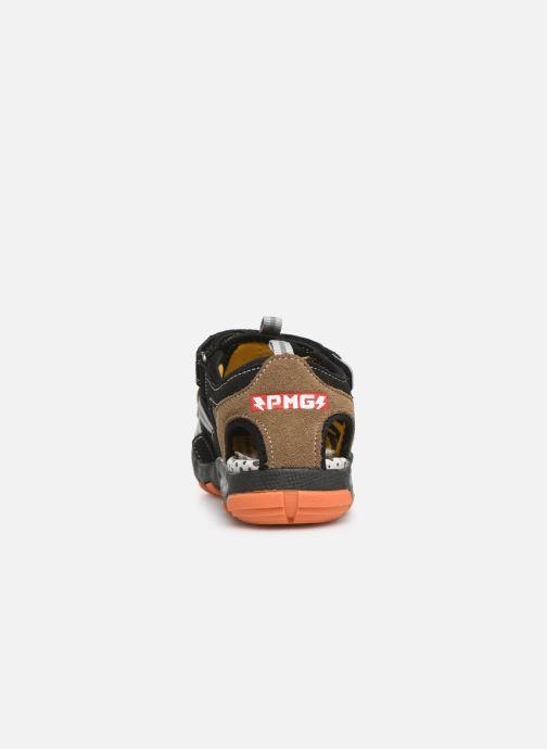 Sandales et nu-pieds Primigi PCD 34625 Noir vue droite
