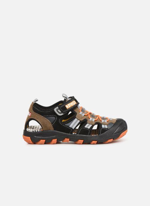 Sandales et nu-pieds Primigi PCD 34625 Noir vue derrière