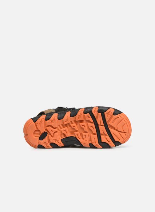 Sandales et nu-pieds Primigi PCD 34625 Noir vue haut