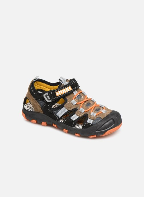 Sandales et nu-pieds Primigi PCD 34625 Noir vue détail/paire