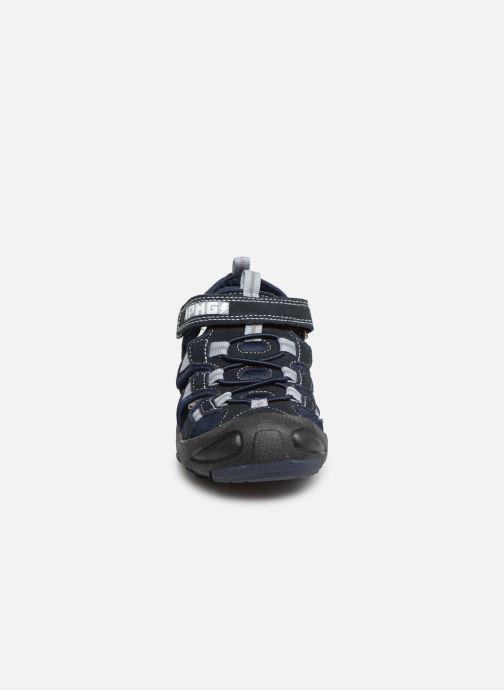 Sandales et nu-pieds Primigi PCD 34625 Bleu vue portées chaussures