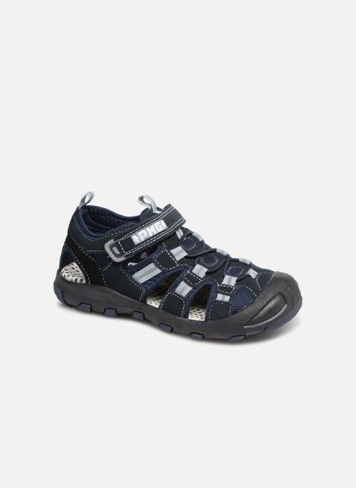 Sandales et nu-pieds Primigi PCD 34625 Bleu vue détail/paire