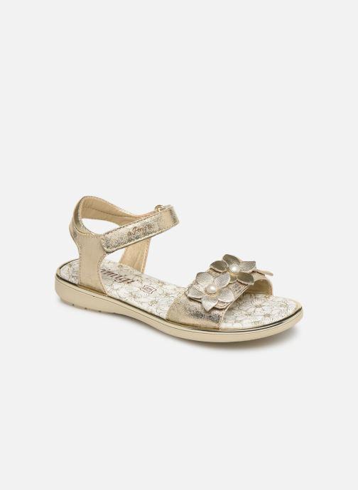 Sandales et nu-pieds Primigi PDI 34357 Or et bronze vue détail/paire