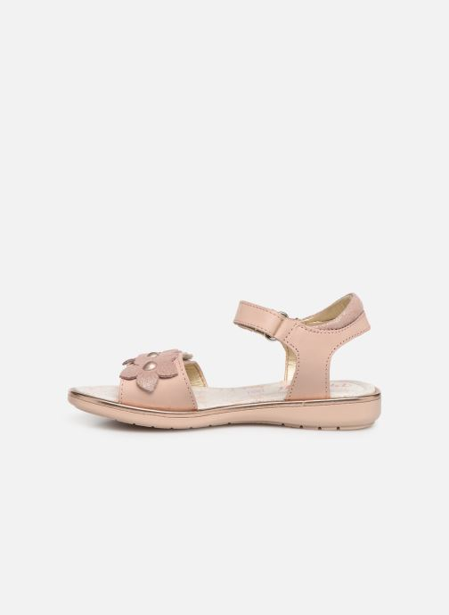 Sandales et nu-pieds Primigi PDI 34357 Rose vue face