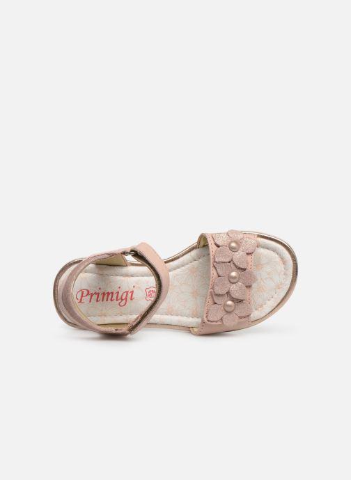 Sandales et nu-pieds Primigi PDI 34357 Rose vue gauche