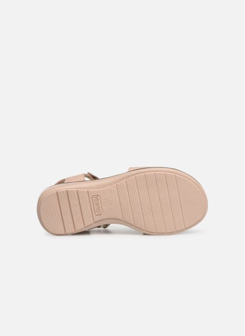 Sandals Primigi PDI 34357 Pink view from above