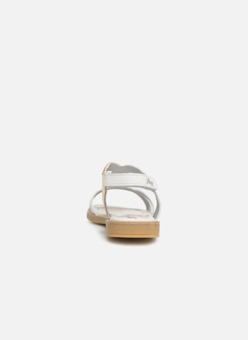 Sandals Primigi PFD 34399 White view from the right