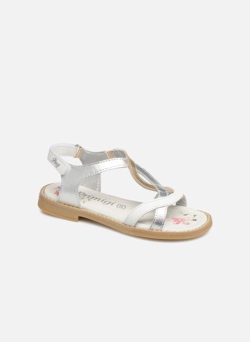 Sandales et nu-pieds Primigi PFD 34399 Blanc vue détail/paire
