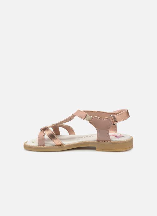 Sandals Primigi PFD 34399 Pink front view