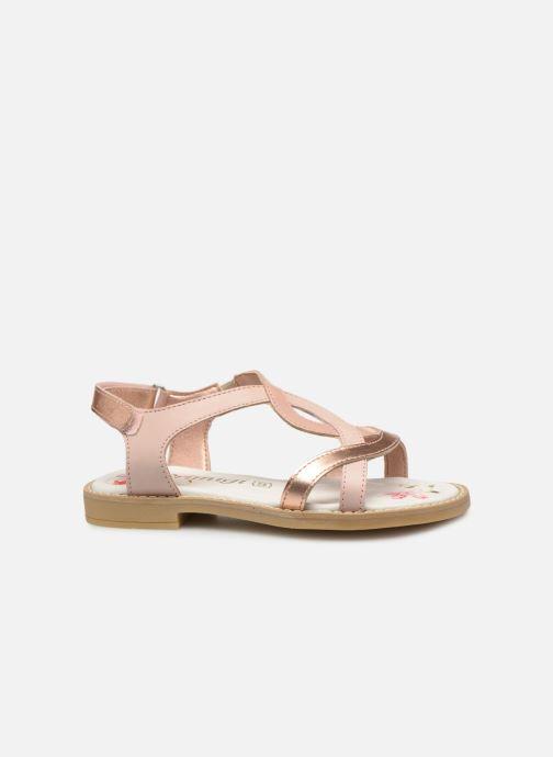Sandales et nu-pieds Primigi PFD 34399 Rose vue derrière