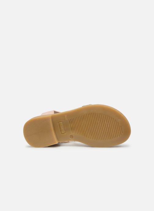 Sandales et nu-pieds Primigi PFD 34399 Rose vue haut