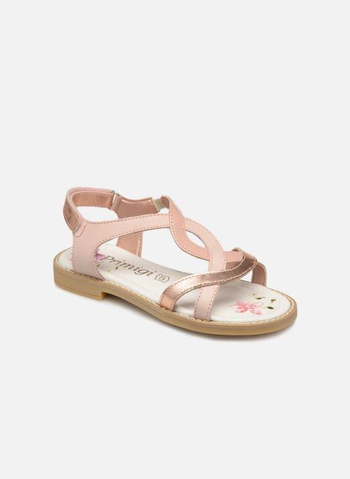 Sandales et nu-pieds Primigi PFD 34399 Rose vue détail/paire