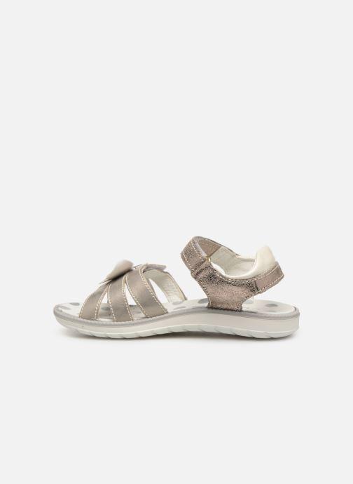 Sandales et nu-pieds Primigi PAL 33903 Argent vue face