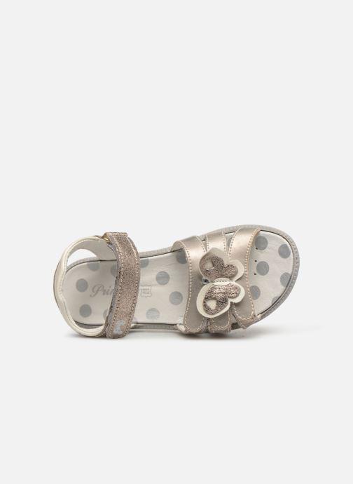 Sandales et nu-pieds Primigi PAL 33903 Argent vue gauche