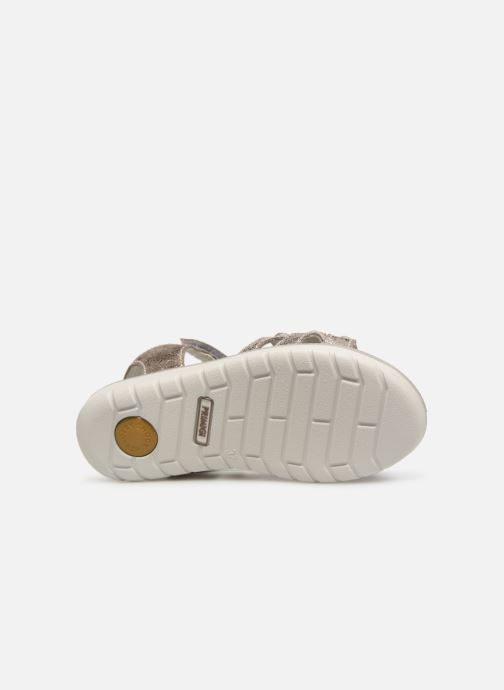 Sandales et nu-pieds Primigi PAL 33903 Argent vue haut