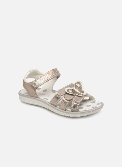 Sandaler Primigi PAL 33903 Silver detaljerad bild på paret