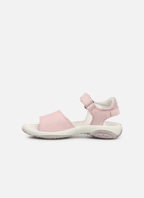 Sandals Primigi PBR 33888 Pink front view