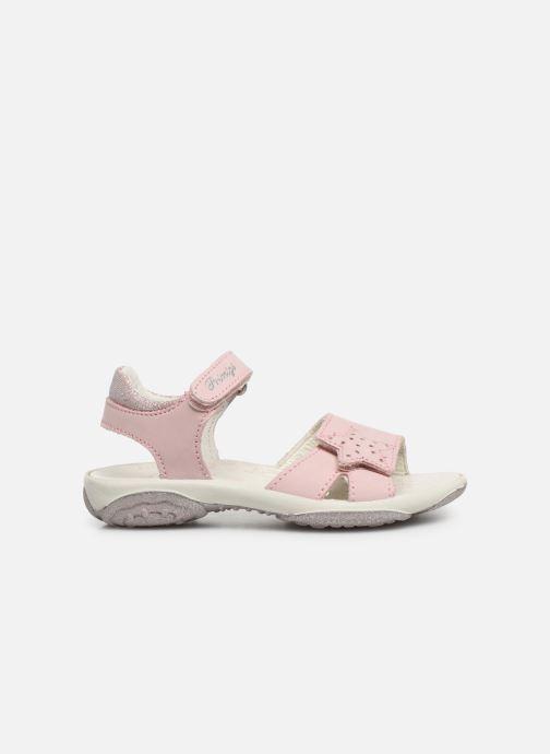 Sandals Primigi PBR 33888 Pink back view