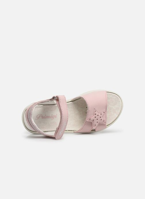 Sandals Primigi PBR 33888 Pink view from the left