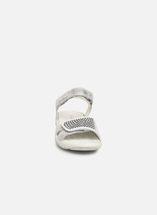 Sandals Primigi PBR 33890 Silver model view
