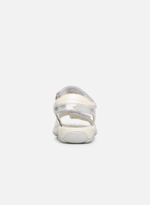 Sandalen Primigi PBR 33890 Zilver rechts