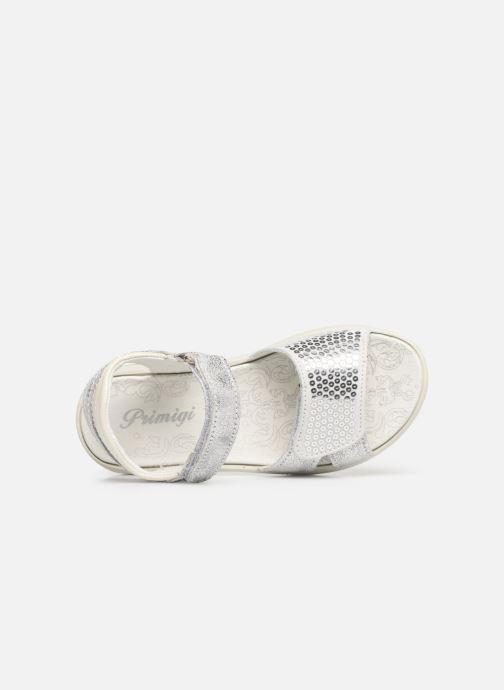 Sandalen Primigi PBR 33890 Zilver links