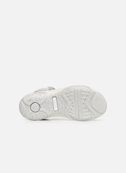 Sandals Primigi PBR 33890 Silver view from above