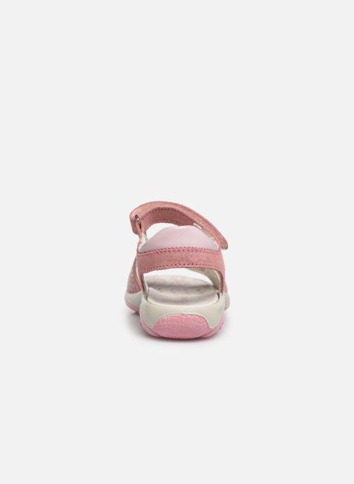 Sandales et nu-pieds Primigi PBR 33890 Rose vue droite
