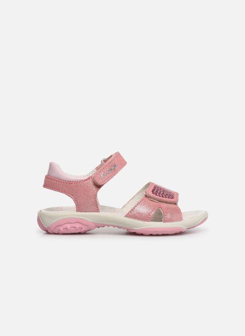 Sandales et nu-pieds Primigi PBR 33890 Rose vue derrière