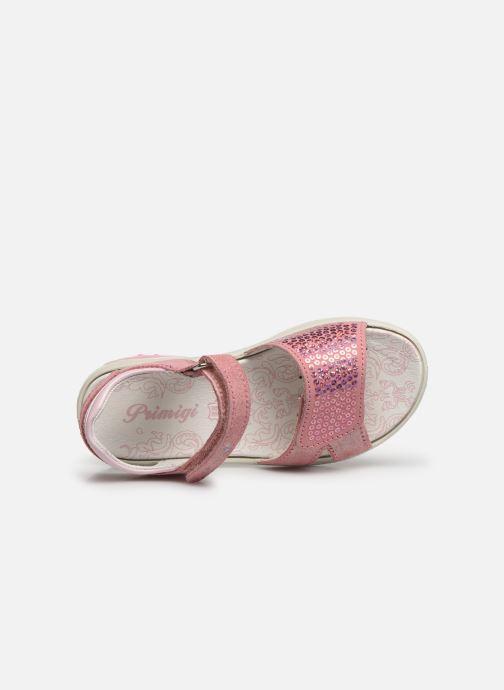 Sandales et nu-pieds Primigi PBR 33890 Rose vue gauche