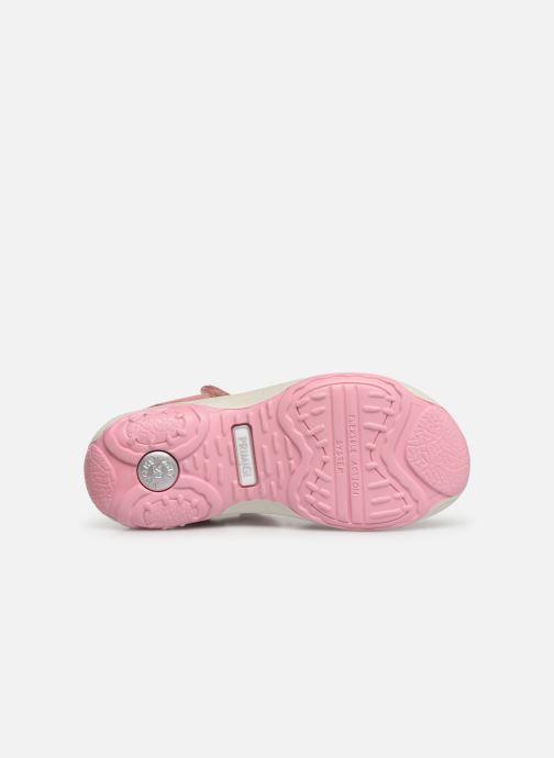 Sandales et nu-pieds Primigi PBR 33890 Rose vue haut