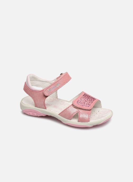 Sandales et nu-pieds Primigi PBR 33890 Rose vue détail/paire