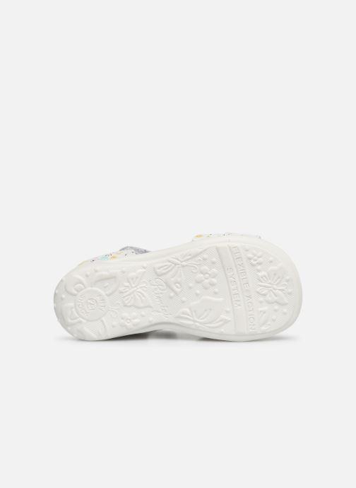 Sandales et nu-pieds Primigi PBT 34070 Blanc vue haut