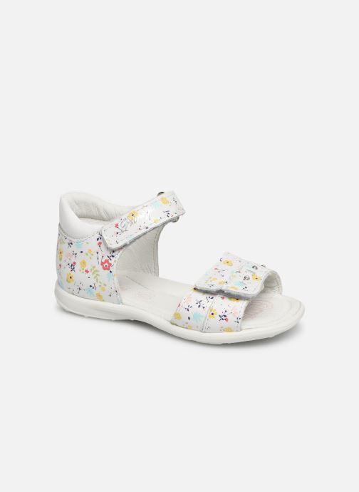Sandaler Primigi PBT 34070 Hvid detaljeret billede af skoene