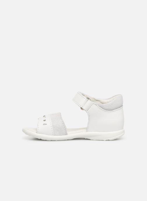 Sandales et nu-pieds Primigi PBT 34070 Blanc vue face
