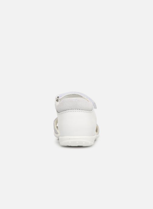 Sandals Primigi PBT 34070 White view from the right