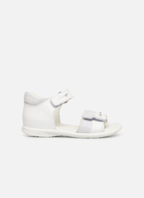 Sandales et nu-pieds Primigi PBT 34070 Blanc vue derrière