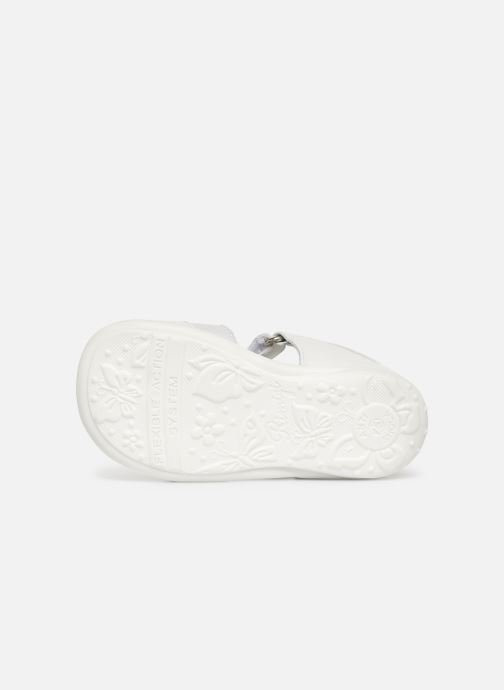 Sandals Primigi PBT 34070 White view from above
