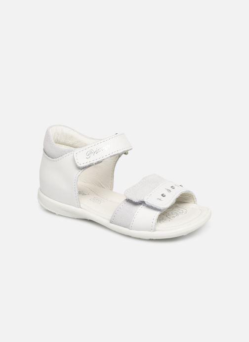 Sandales et nu-pieds Primigi PBT 34070 Blanc vue détail/paire