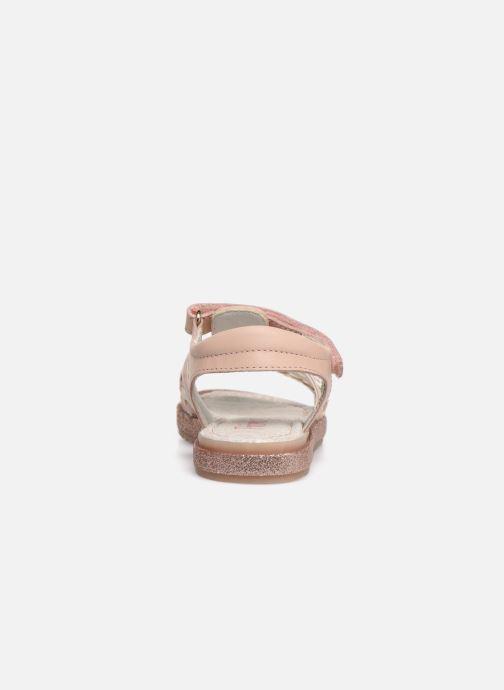 Sandalen Primigi PES 34310 Roze rechts