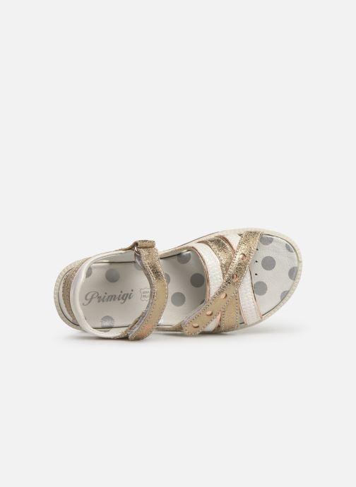 Sandales et nu-pieds Primigi PAL 33900 Argent vue gauche