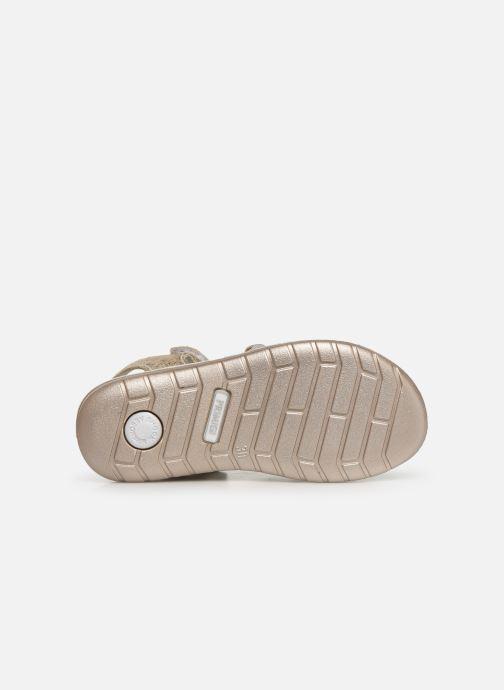 Sandales et nu-pieds Primigi PAL 33900 Argent vue haut
