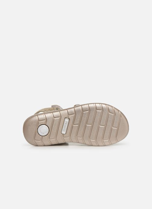 Sandals Primigi PAL 33900 Silver view from above