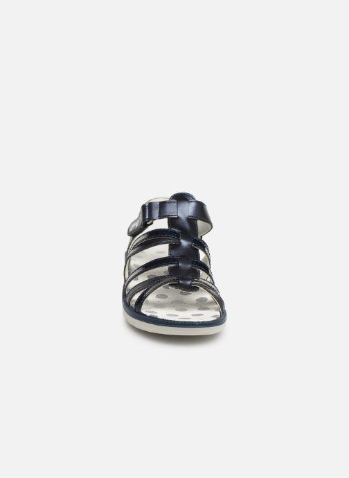 Sandales et nu-pieds Primigi PAL 33902 Bleu vue portées chaussures