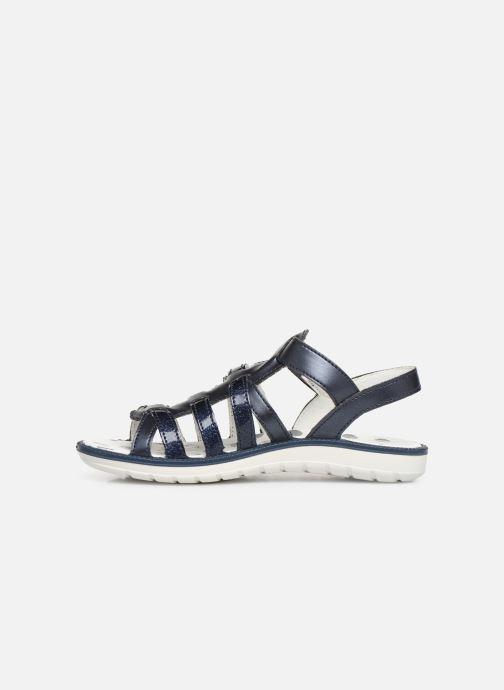 Sandales et nu-pieds Primigi PAL 33902 Bleu vue face