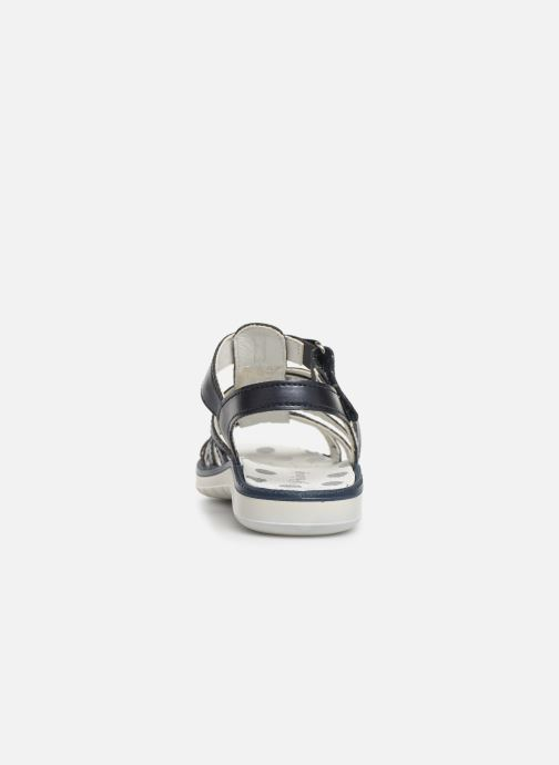 Sandales et nu-pieds Primigi PAL 33902 Bleu vue droite