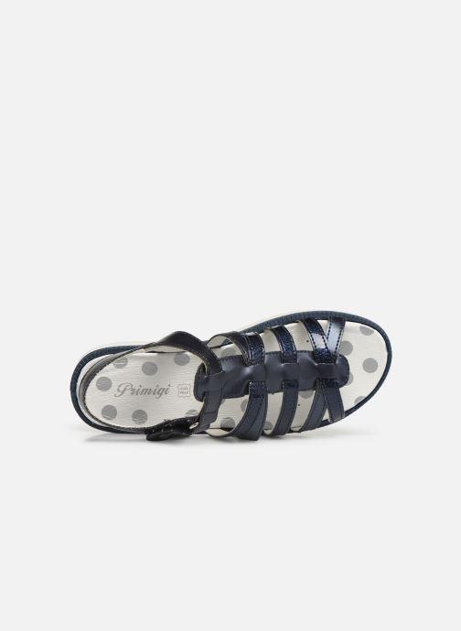 Sandales et nu-pieds Primigi PAL 33902 Bleu vue gauche