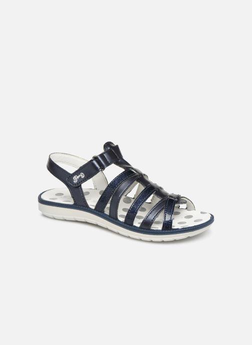 Sandales et nu-pieds Primigi PAL 33902 Bleu vue détail/paire