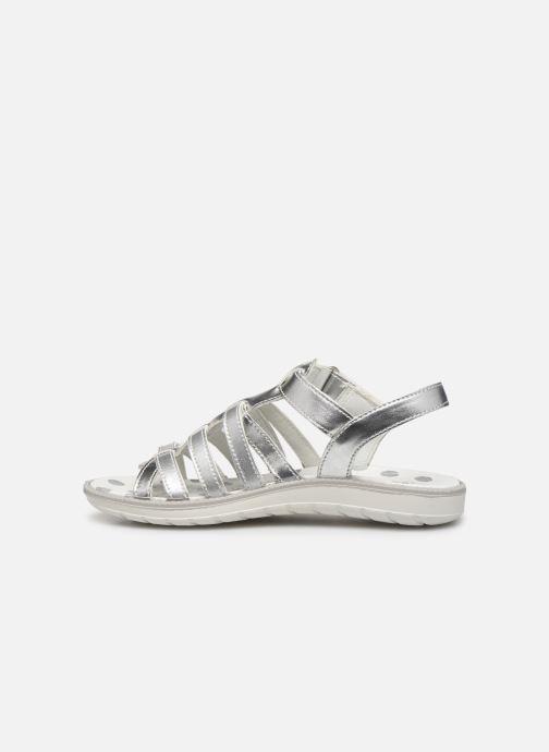 Sandales et nu-pieds Primigi PAL 33902 Argent vue face