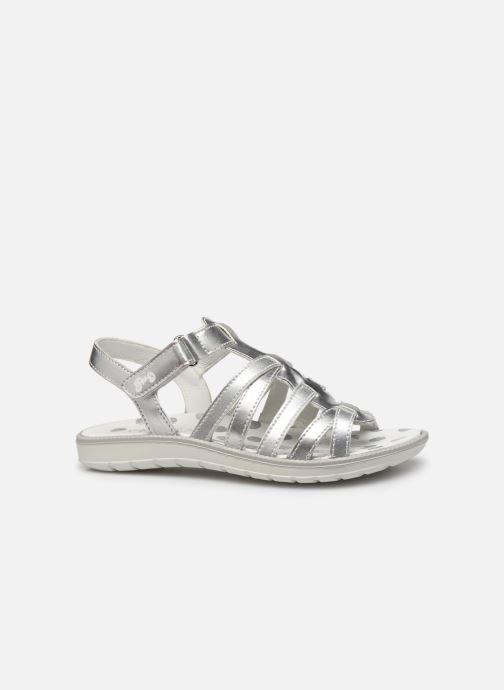 Sandales et nu-pieds Primigi PAL 33902 Argent vue derrière